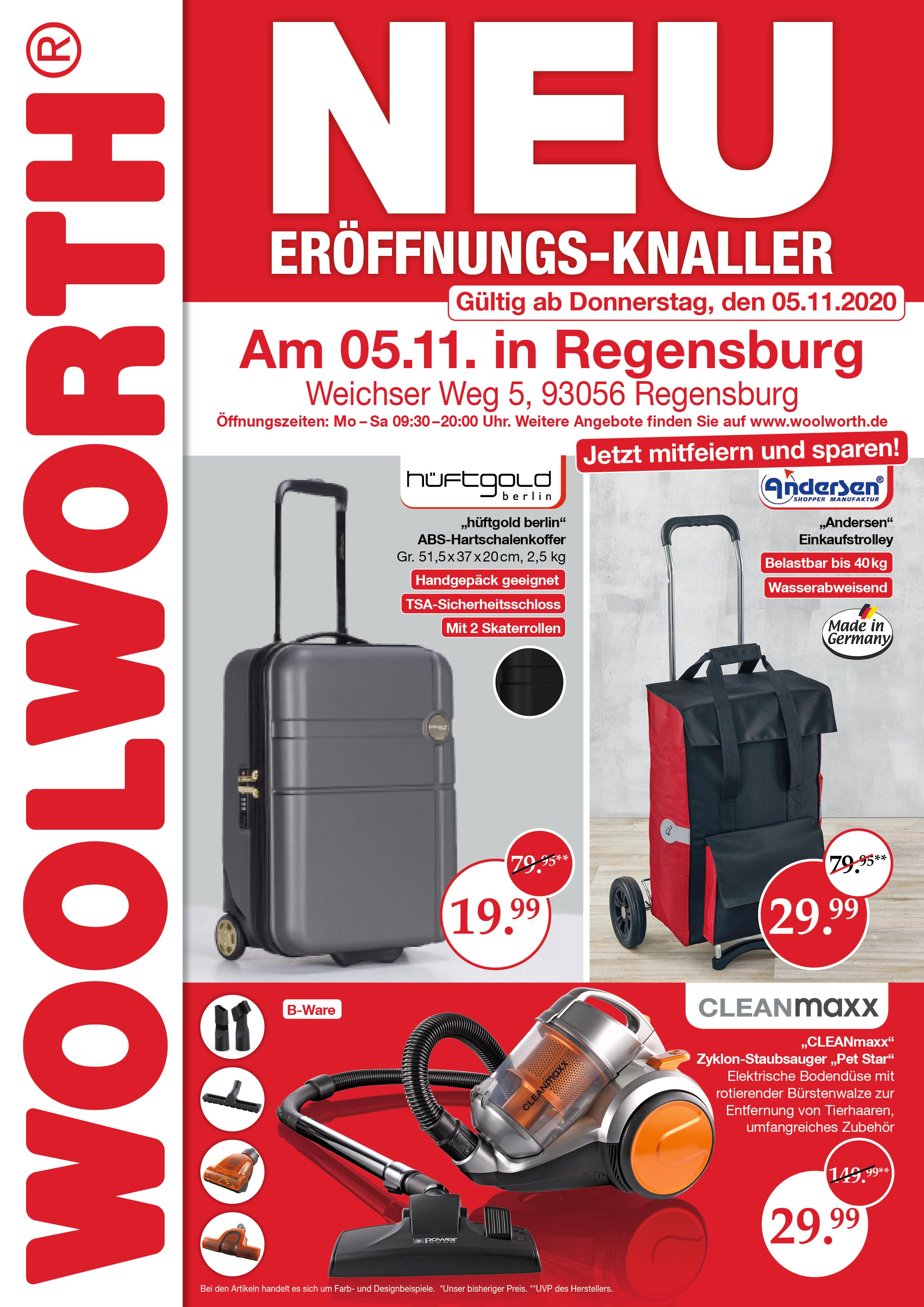Woolworth Regensburg