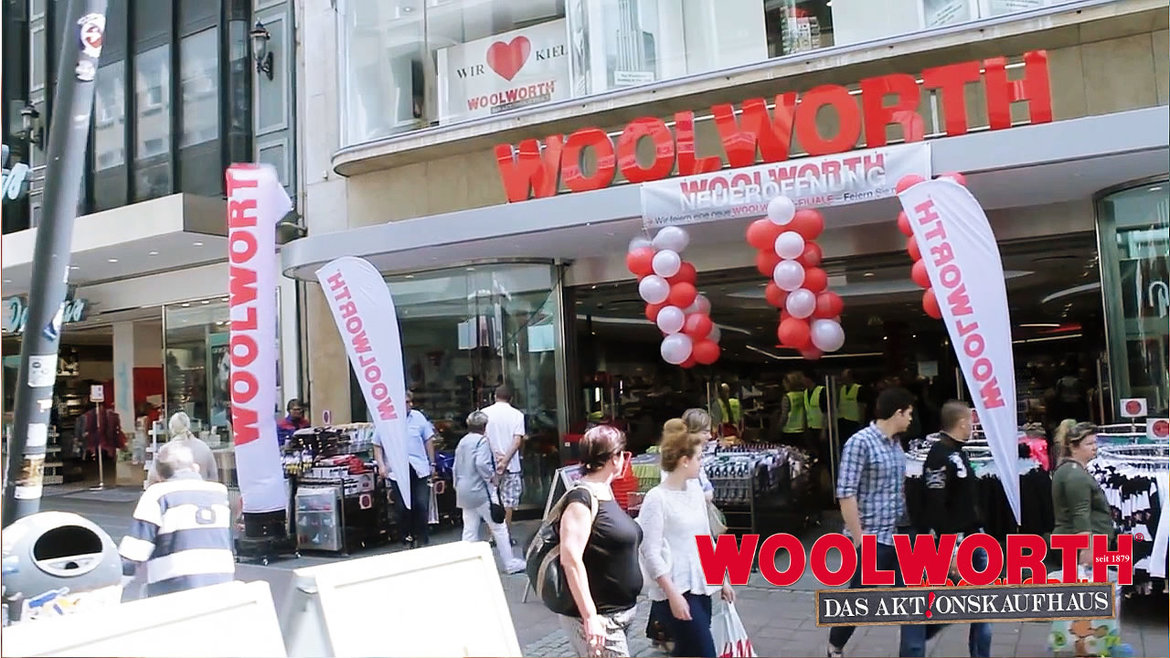Woolworth 300. Filiale