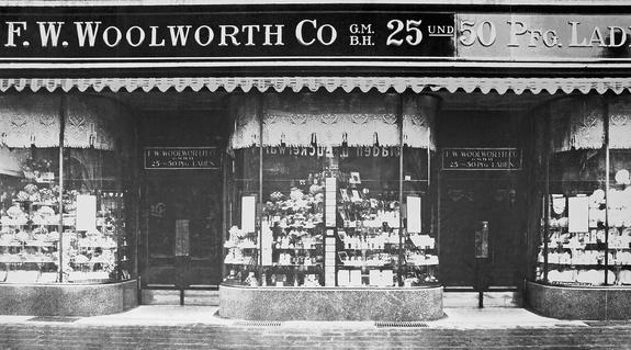 Woolworth Filiale Bremen, 1927