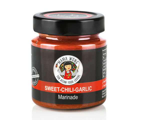 Produkt MAMA WONG Sweet Chili Garlic